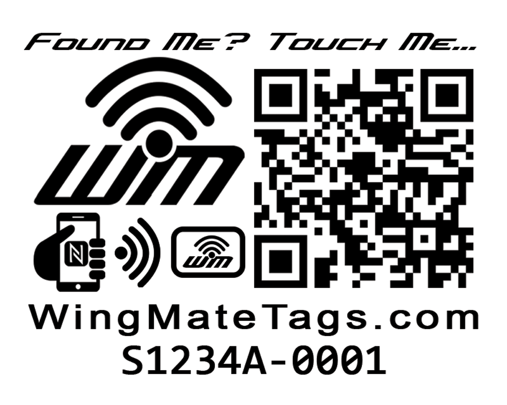 wingmate sticker